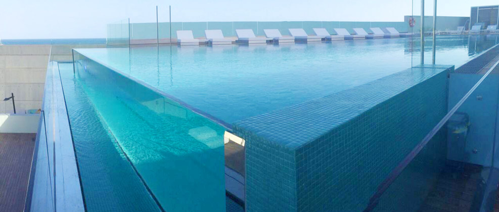 Underwater Windows For Swimming Pools